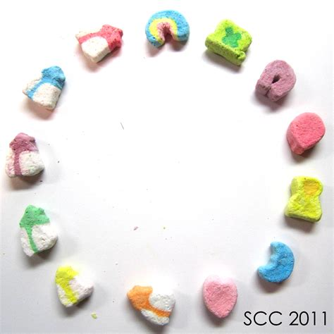 lucky charms cereal shapes www pixshark images