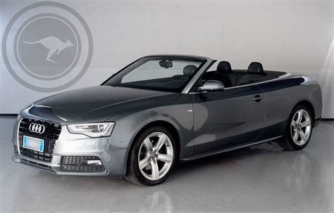 Audi A5 Cabrio S Line by Rent Audi A5 Cabriolet S Line