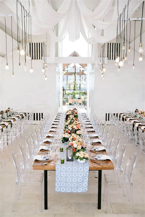 Modern Wedding Chairs by Best 25 Ghost Chair Wedding Ideas On