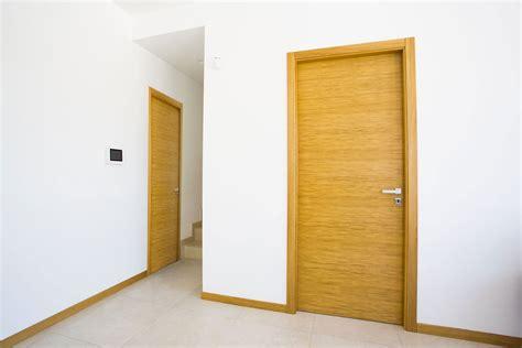 mobili di lorenzo porta in rovere falegnameria di lorenzo