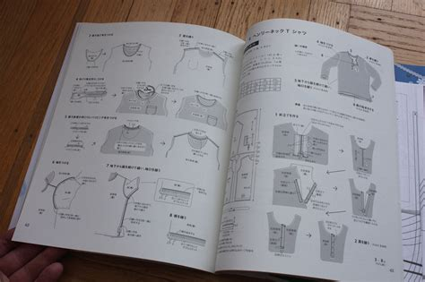 japanese pattern books in english japanese men s pattern book giveaway line of selvage