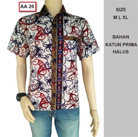 Harga Baju Pria Koleksi Gambar Baju Batik Pria Model Terbaru Tahun Ini