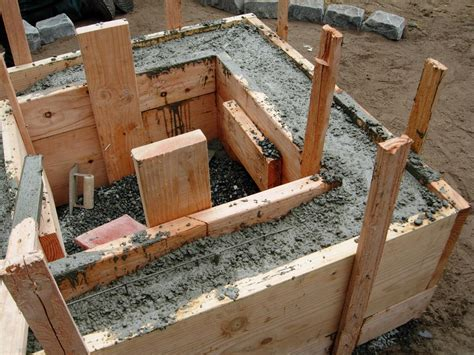 Backyard Stepping Stone Ideas How To Make A Concrete Fire Feature How Tos Diy