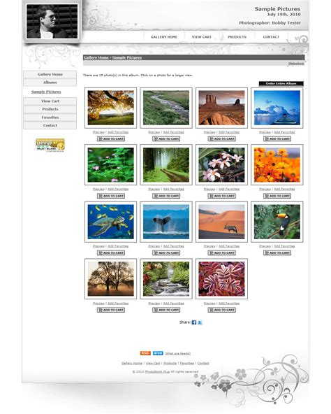 2 new storefront templates available photostockplus