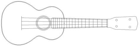 printable ukulele template 1000 images about uke on pinterest