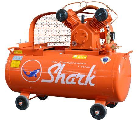 Tabung Kompresor Udara Jual Shark Kompressor 1 Hp Unloading Lvu 6501 Murah