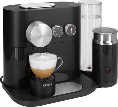 nespresso milk krups nespresso kapselmaschine 187 xn6018 expert milk 171 mit