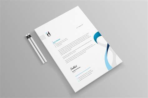 letterhead templates word illustrator photoshop