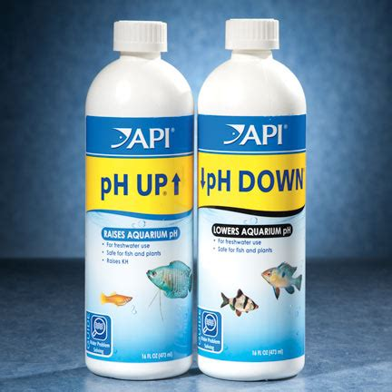 liveaquaria approved aquatic supplies ph up or ph water conditioner