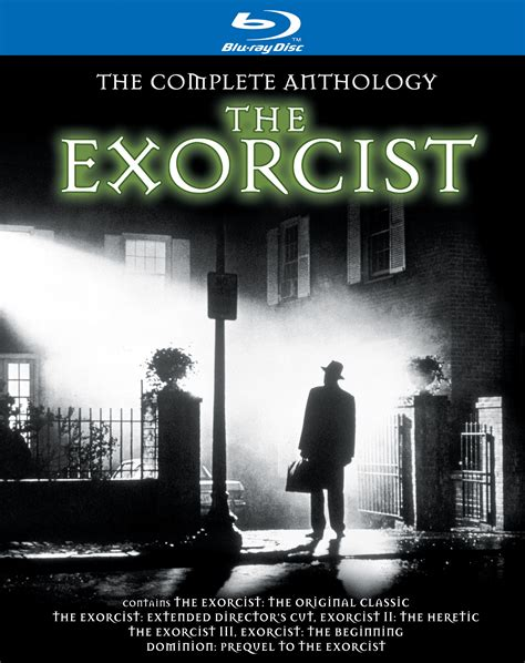 the exorcist film complet en francais 1973 the exorcist the complete anthology blu ray