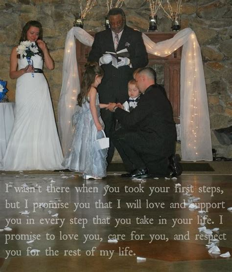 Wedding Vows For Blended Families by Best 25 Blended Family Weddings Ideas On
