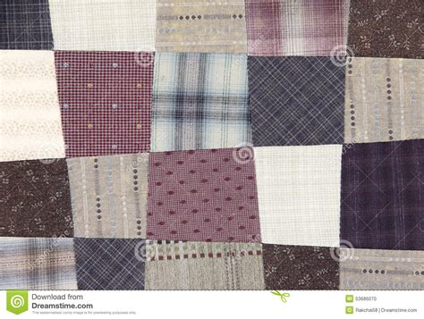 Patchwork Photo Quilt - patchwork quilt pattern stock photo image 53686070