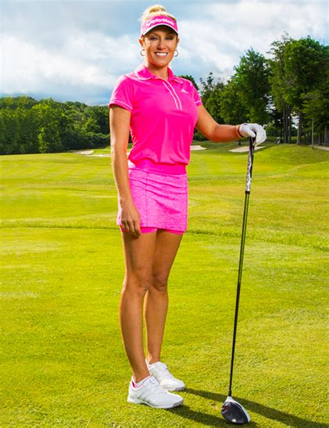 Natalie Endorses Loan Programs by Hosts 18 Holes With Natalie Gulbis And Jimmy Hanlin