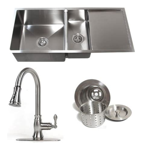 Buy Undermount Kitchen Sink Where To Buy 42 Inch Stainless Steel 15 Mm Undermount Bowl Kitchen Sink With Drain Board