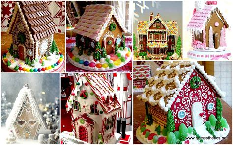 diy gingerbread house sweet christmas inspiration served by 50 jaw dropping diy gingerbread houses