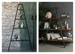 Decorating trend ladder shelves diy decorator