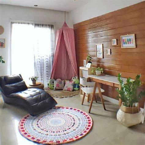Lu Gantung Ruang Tamu Kecil desain rumah keluarga kecil contoh ruang tamu sehat