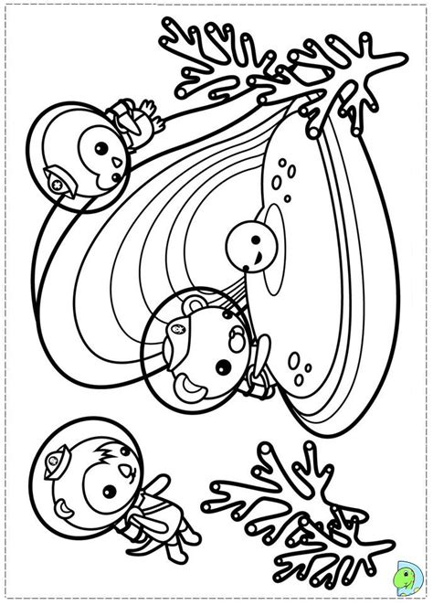 octonauts colouring page picture of octonauts cake ideas and designs