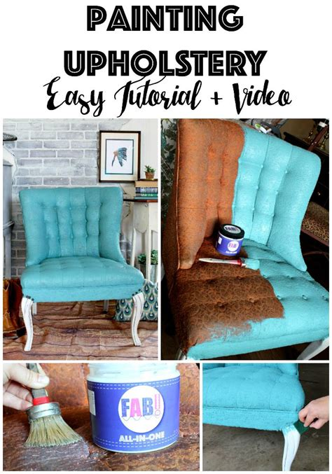 painting a couch how to paint fabric fab fabric primer sealer refunk