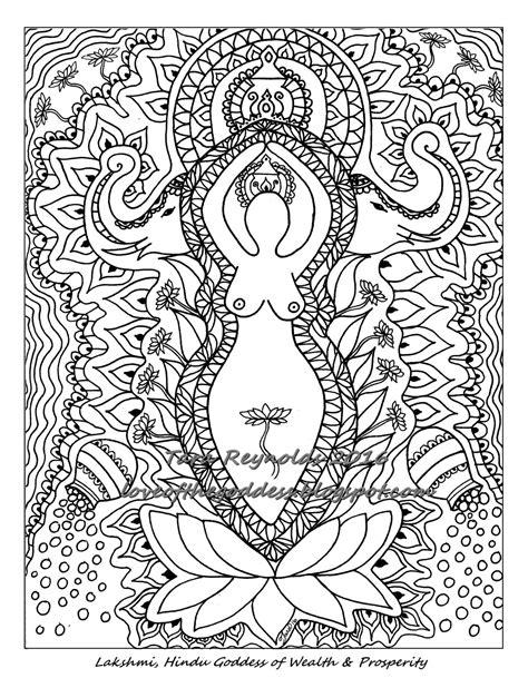 hindu mandala coloring pages printable mandala coloring page coloring book page pagan art
