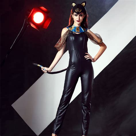 woman with cat tail online buy wholesale halloween catwoman costumes from