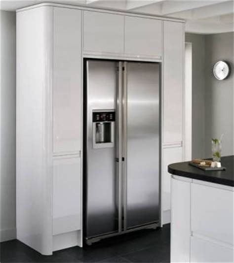 American Kitchen Cabinets by New Extra Tall Larder Units And New Extra Tall Bridging