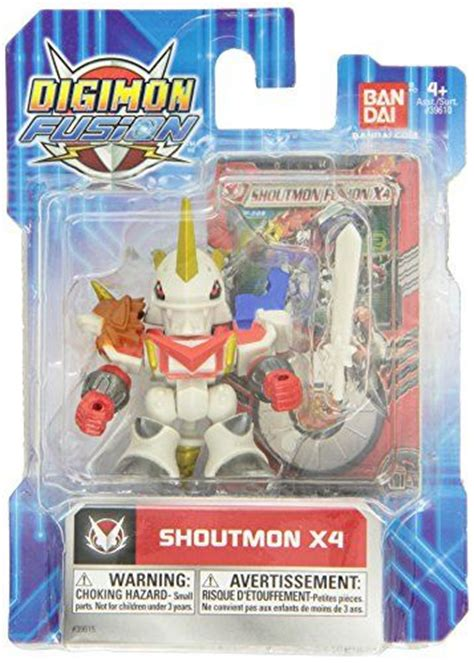 Bandai Digimon Fusion Shoutmon X4 17 best ideas about digimon fusion on digimon
