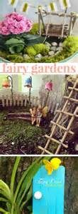 inspiration on how to make a fairy garden at home mommy moment