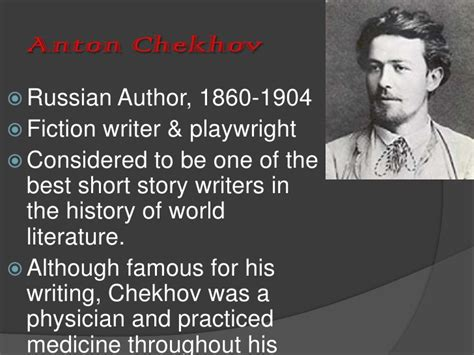 The Bet By Anton Chekhov Theme Essay by Quot The Bet Quot And Anton Chekhov