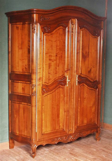 file no009 armoire quot chantilly quot de style louis xv replique