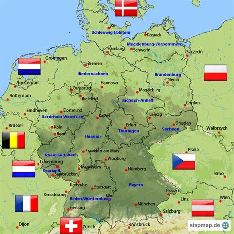 Kare Deutschland by Image Gallery Deutschland Bundeslaender