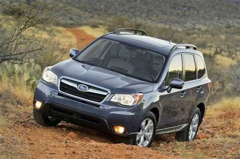 first subaru outback 2014 forester vs outback autos weblog