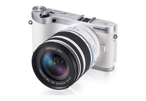 Kamera Samsung samsung nx300 3d mirrorless launching in march for 750