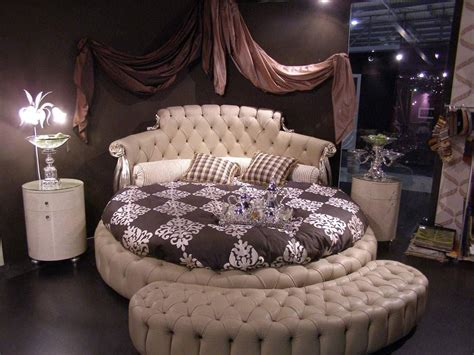 ideas to spice up your bedroom 27 round beds design ideas to spice up your bedroom