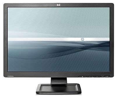 Monitor Hp Lv1561w hp le2201w disassembly procedure