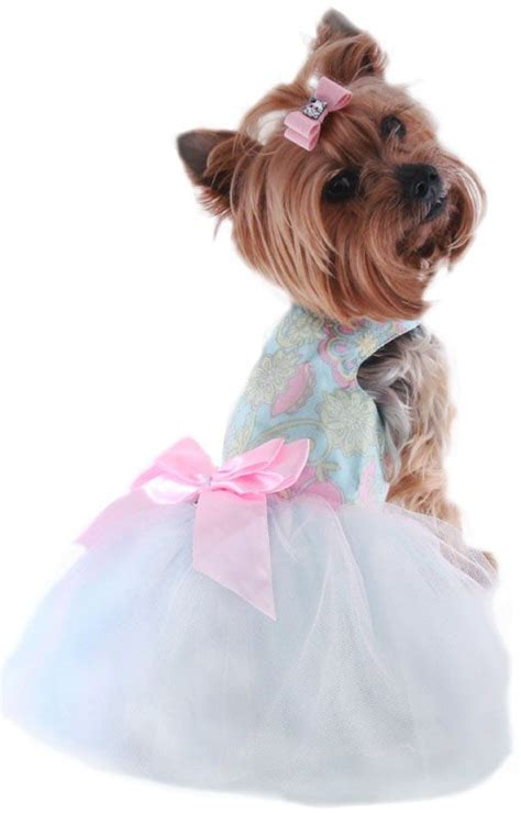 yorkie clothes puppy clothes clothes pet clothes dresses for dogs dogs clothing puppy dress