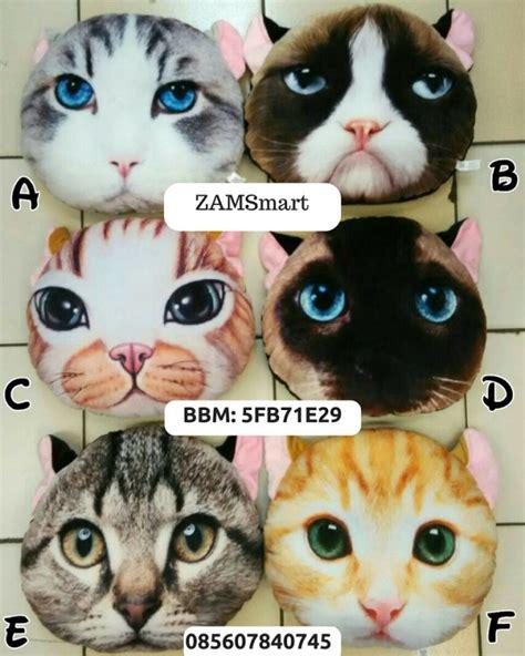 Dijamin Boneka Bantal Kucing Grosir bantal boneka kucing souvenir yang tidak dimiliki pecinta