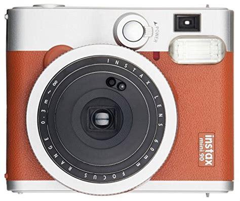 Fujifilm Instax Polaroid Mini 90 Neo Classic Black top instant cameras for education colour my learning
