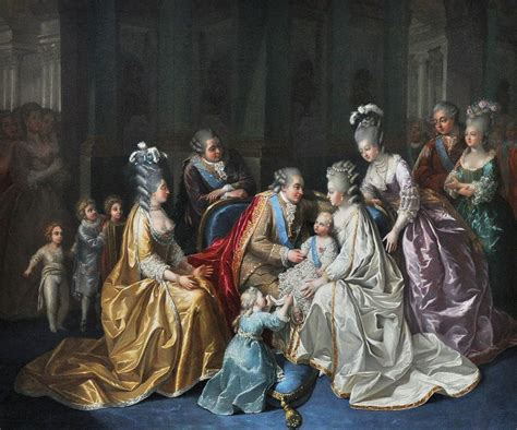 the royal family file the french royal family in 1782 anonymous artist