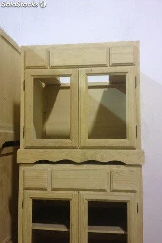 mueble en crudo lote de muebles de ba 241 o en madera maciza en crudo para pintar