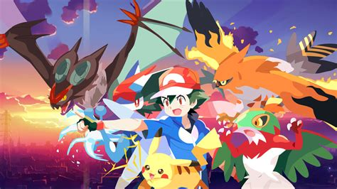best kalos xy the kalos team high quality by luchoxfive on