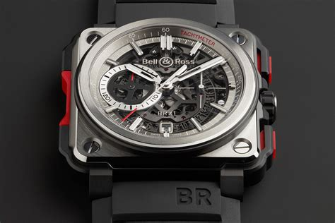 Bell And Ross bell ross flying higher with the br x1 skeleton