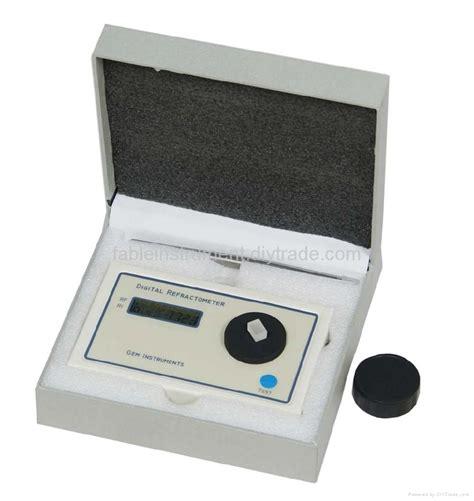 digital gem refractometer for gem testing fgr da fable