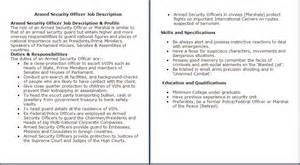 Security Supervisor Duties by Description For Security Supervisor Security Guards Companies