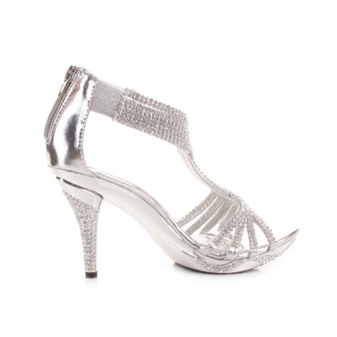 silver high heels for wedding silver high heel shoes for wedding