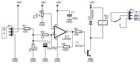 rc plane circuit diagram compact rc switch circuit