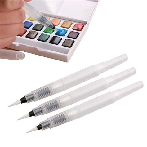 water color pens 1 3pcs pilot ink pen for water brush watercolor