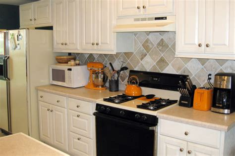 painting kitchen backsplash diy kitchen ideas easy kitchen ideas houselogic