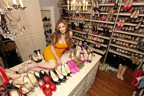 The Closet Collection by 16 Drool Worthy Shoe Closets Messiah