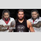 Roman Reigns And The Usos Football | 1280 x 720 jpeg 166kB